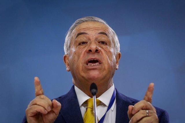 Coronavirus.- El ministro de Sanidad de Chile pide calma porque el coronavirus p