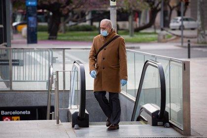 Un total de 15 contagiados con síntomas leves, trasladados al hotel Cotton House de Barcelona