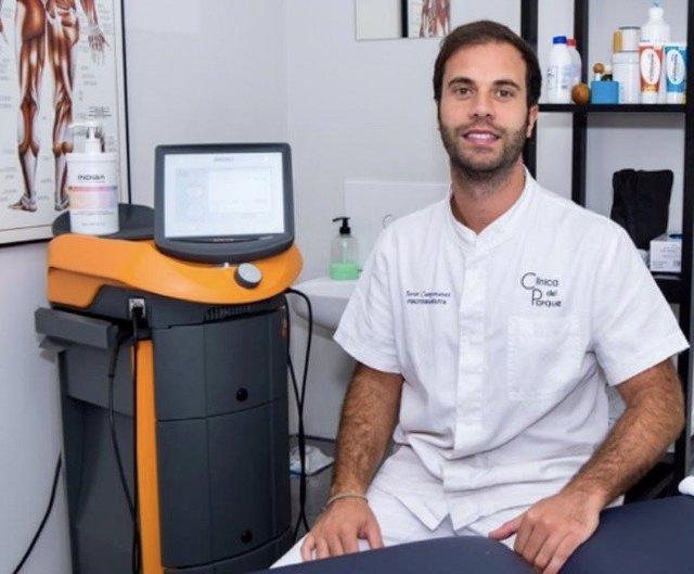 Fisioterapeuta Javier Campomanes