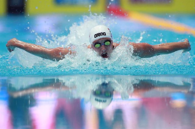 Gwangju 2019 World Aquatics Championships in South Korea