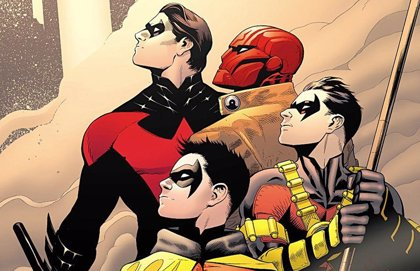 Tim Drake (Red Robin) admite quién es el mejor ayudante de Batman