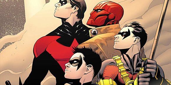 2. Tim Drake (Red Robin) admite quién es el mejor ayudante de Batman