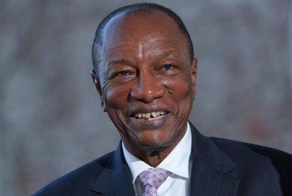 """El presidente de Guinea expresa su deseo de que la doble cita electoral tenga lugar """"en paz y tranquilidad"""""""
