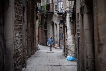Comienzan a montar en Fira de Barcelona el espacio de atención a personas vulnerables