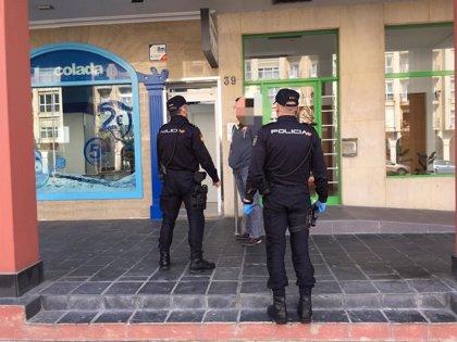 Detenidas dos personas por incumplimientos graves del estado de alarma