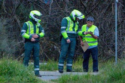 Prisión para dos personas tras saltarse un control policial y arrollar a tres agentes de la Guardia Civil