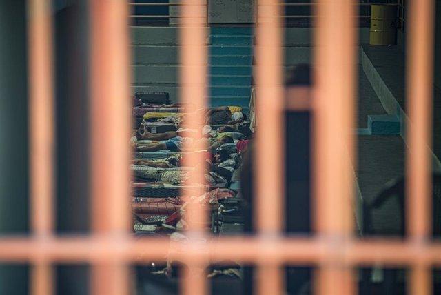 Coronavirus.- Casi 200 detenidos por incumplir la cuarentena obligatoria en El S
