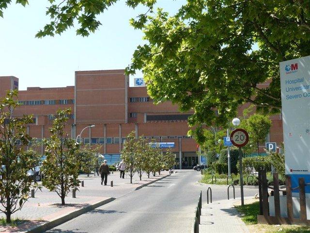 Imagen de recurso del Hospital Severo Ochoa de Leganés