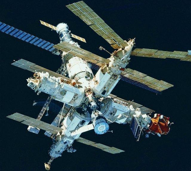 Se cumplen 19 años del fin de la estación espacial Mir