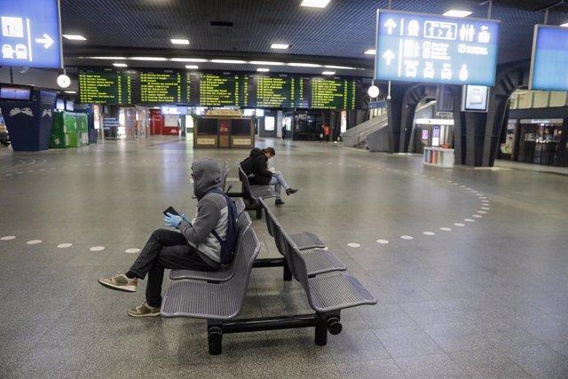 Coronavirus.- Bélgica eleva a 88 las muertes por coronavirus y a 3.743 los casos