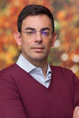 El psicólogo Martiño Rodríguez, terapeuta familiar del ICS de la Universidad de Navarra
