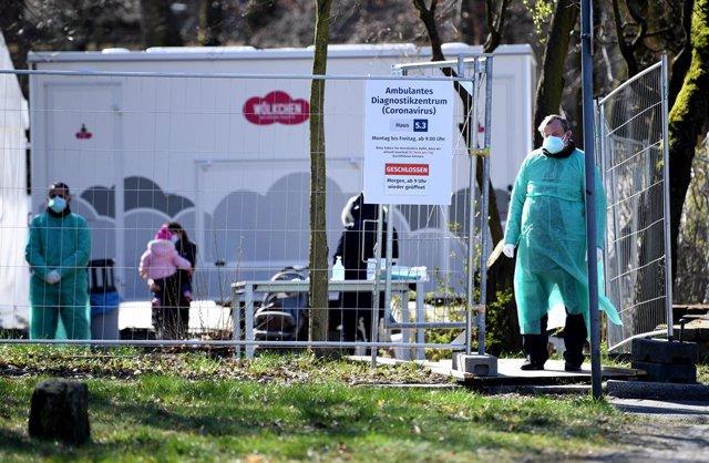 Coronavirus.- Alemania suma otros 4.000 contagios hasta superar los 22.000 y 86