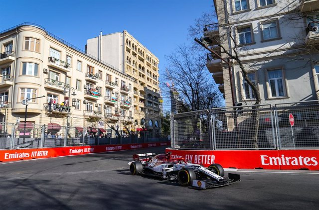 Fórmula 1.- El Gran Premio de Azerbaiyán se une a las cancelaciones de la Fórmul