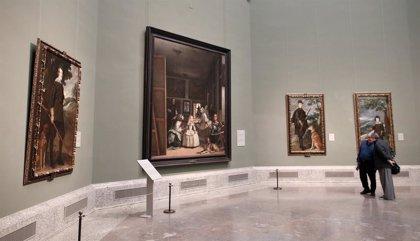 'Las Meninas' de Velázquez y los personajes de otras obras de arte hacen la cuarentena y desaparecen de los cuadros