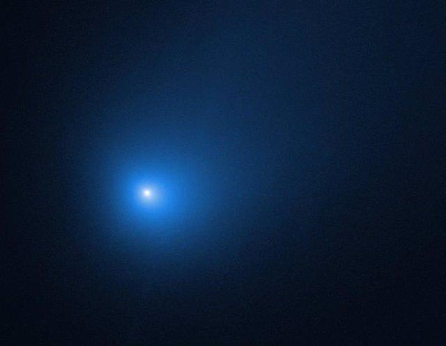 Se observan explosiones en el cometa interestelar Borisov