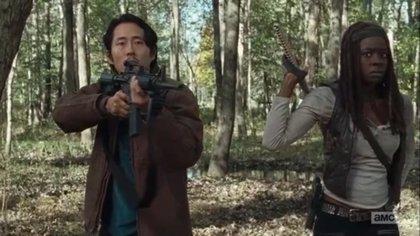El loco adiós Michonne a The Waking Dead: Regresos ilustres y muertes alternativas