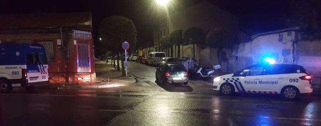Coronavirus.- La Policía Municipal pone 90 denuncias en Valladolid por no respetar el Estado de Alarma