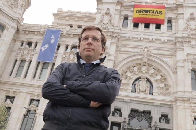 Coronavirus.- El Ayuntamiento solicita en un informe la paralización de todas las obras en Madrid