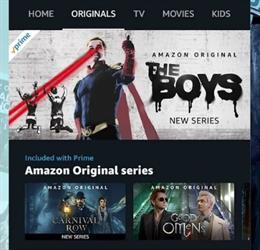 Amazon permite crear perfiles en su plataforma de 'streaming' Prime Video