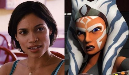 ¿Tendrá la  Ahsoka Tano de Rosario Dawson su propia serie de Star Wars?