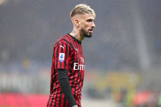 """Fútbol.- Samu Castillejo: """"Me quedé en Milán para no poner en riesgo a mi famili"""