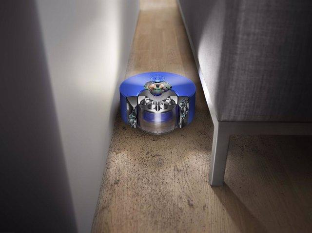 El nuevo robot aspirador de Dyson llega a España con importantes mejoras