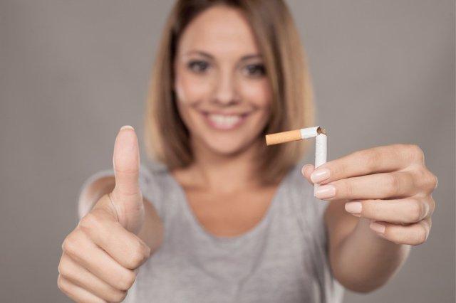 Dejar de fumar en csa es una excelente decisión.