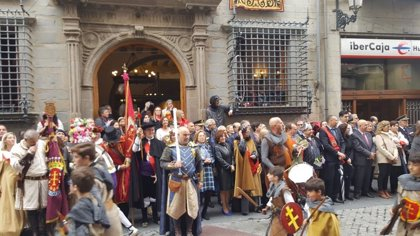 El Primer Viernes de Mayo, de Jaca (Huesca), declarado Fiesta de Interés Turístico Nacional