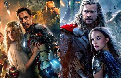 Thor 2 vs Iron Man 3: ¿Cuál es la peor película de Marvel?