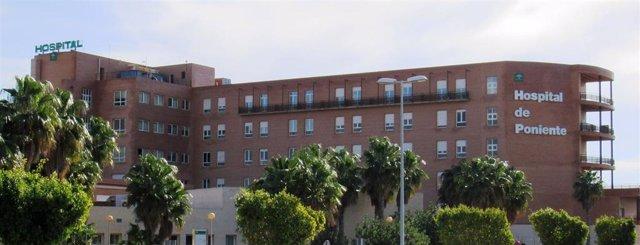 Hospital de Poniente en El Ejido (Almería)