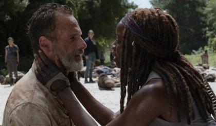 The Walking Dead 10x13: ¿Qué dice el mensaje oculto de Rick a Michonne?