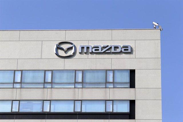 Logo de Mazda.