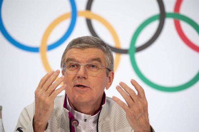 JJ.OO.- Estados Unidos pide oficialmente el aplazamiento de los Juegos Olímpicos