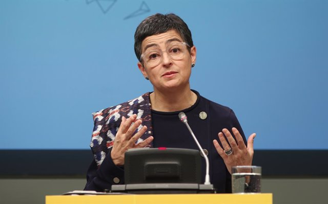 La ministra d'Afers exteriors, Unió Europea i Cooperació, Arancha González Laya