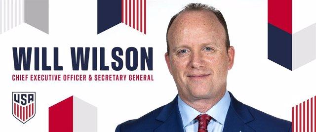 Fútbol.- William Wilson, nuevo presidente de la Federación Estadounidense de Fút