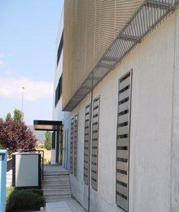 Oficinas de Rabanales 21 en el propio Parque Científico Tecnológico de Córdoba, en una imagen de archivo.