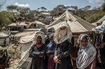 Desplazados en Yemen