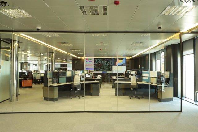 Centros de control de Endesa