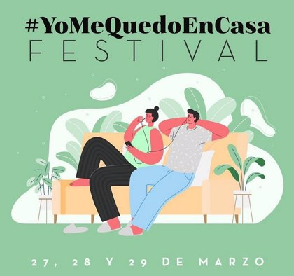 El festival de conciertos en streaming #YoMeQuedoEnCasa tendrá una tercera edición el próximo fin de semana