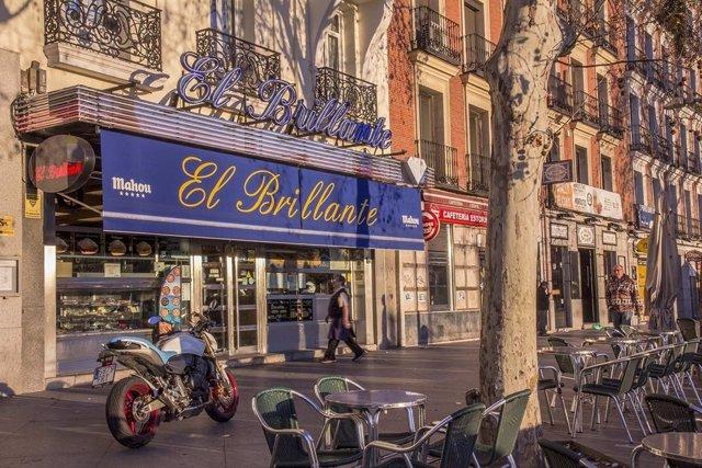El Brillante en Madrid