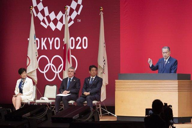 AV.- JJ.OO.- El COI y Japón acuerdan el aplazamiento de los Juegos Olímpicos a 2