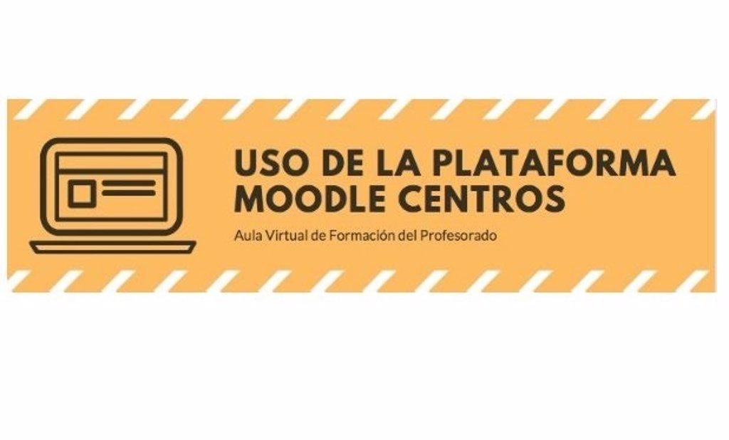 Educación pone a disposición del profesorado la plataforma Moodle ...