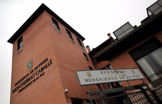 Residencia de mayores Montserrat Caballé propiedad de Mensajeros de la Paz