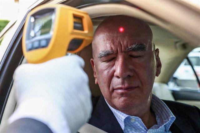 Control de temperatura en Ciudad de México