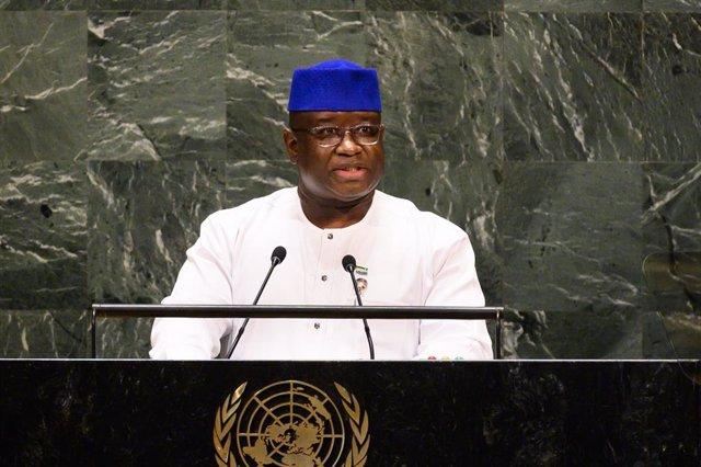 Coronavirus.- Sierra Leona declara el estado de emergencia durante un año a caus