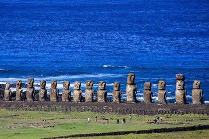 Coronavirus.- Chile impone el toque de queda en la Isla de Pascua tras confirmar el primer caso allí