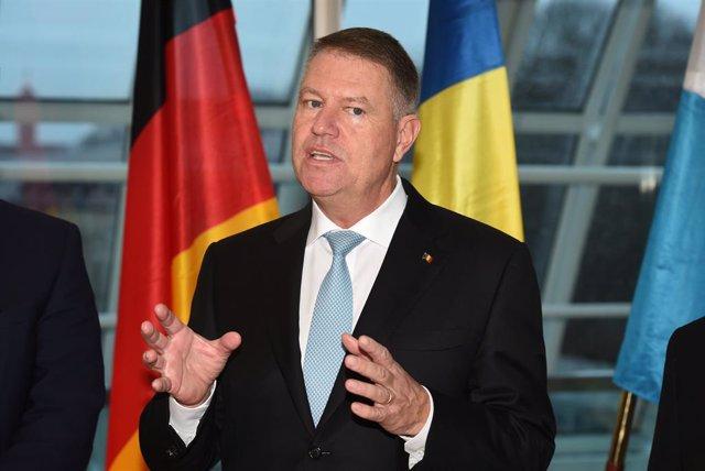 """Coronavirus.- El presidente de Rumanía declara la cuarentena total: """"El Ejército"""