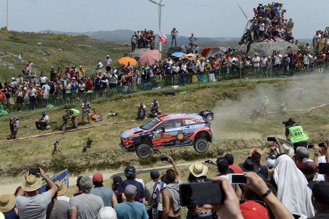 Rally.- El Rally de Portugal y el de Italia, aplazados por el coronavirus
