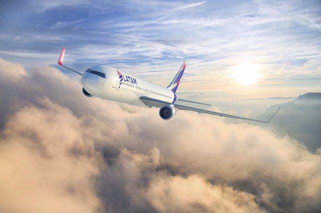 Latam Airlines ha repatriado a más de 10.000 pasajeros en 59 vuelos especiales