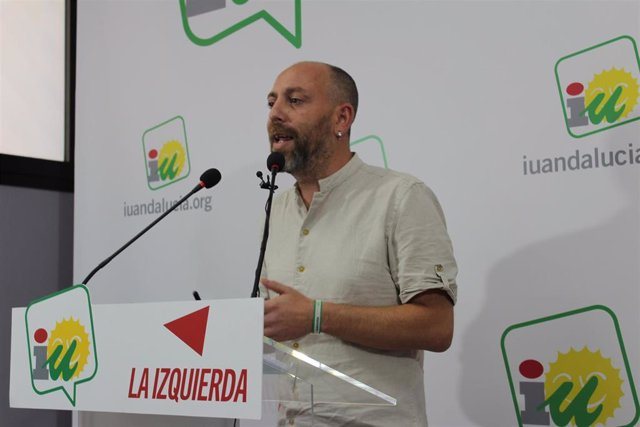 """10N.-Podemos e IU estudiarán con sus direcciones """"todas las posibilidades"""" para que Andalucía """"tenga voz en el Congreso"""""""
